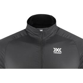 X-Bionic Running Spherewind Pro Jacket Men Black/White
